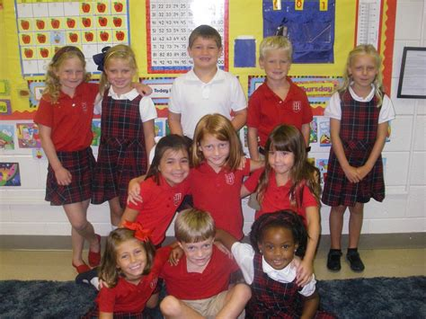 Holy Trinity School Launches Second Year  Beaufort South Carolina The Island News