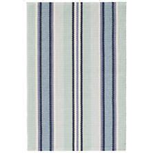 gunner stripe woven cotton rug dash albert