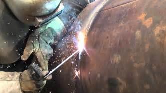 Pipeline Welding - Multiple Sections - YouTube