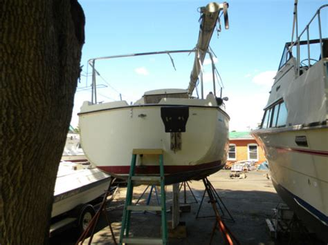 Boats For Sale In Plainville Ct by 1976 O Day 25 Sailboat With Sails Clean Boat For