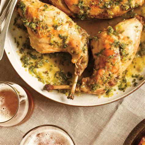 cuisiner homard congelé lapin braisé à la bière ricardo