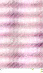 Pearls in pink background stock illustration. Illustration ...