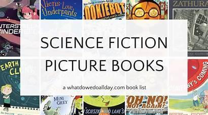 Science Books Fiction Children Sci Fi Alien