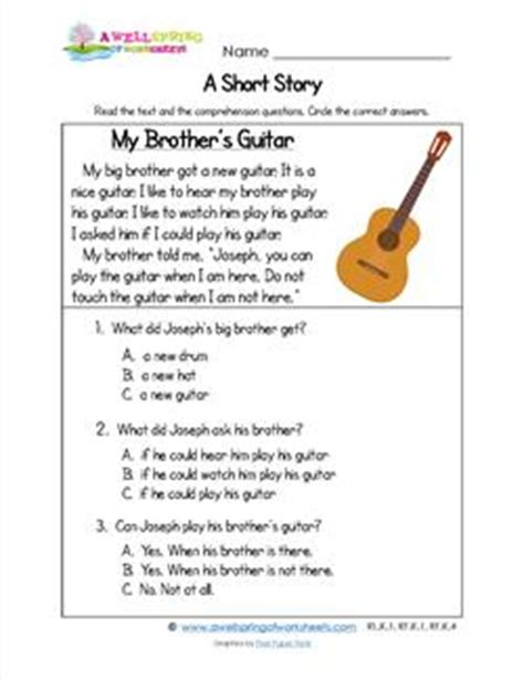 stories online for preschoolers grade level worksheets a wellspring of worksheets 700