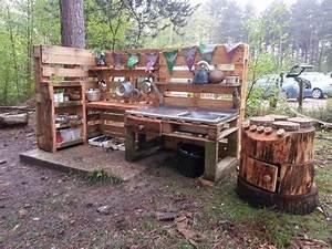 Kleine Holzbank Für Draußen : bald kann man wieder herrlich drau en spielen 8 geniale garten ideen zum selbermachen f r ~ Bigdaddyawards.com Haus und Dekorationen