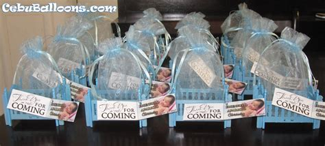 Cheap Baby Shower Ideas For Boys by Giveaways Souvenirs Amp Party Favors Cebu Balloons And