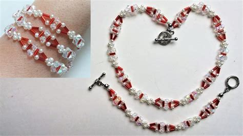 How To Make Handmade Jewelry (bracelet And Necklace)at