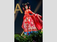 Miss Universe National Costumes 2018 Part 4 Folk Costumes