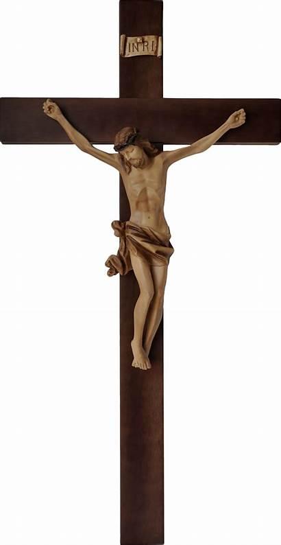 Cross Crucifix Transparent Christian Clipart Jesus Christianity