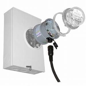 Meter Mounted Transfer Switch 30 Amp Generlink Quick And