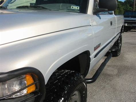 find used 98 dodge ram texas 1 owner 2500 slt larimie 4x4 cummins 24valve diesel 5 speed in