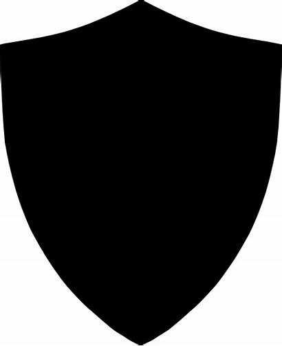 Shield Clip Clipart Clker Vector