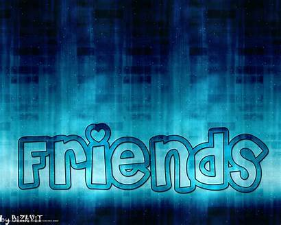 Friends Inscription Nadpis Wallpapers Manually Changing Stuff