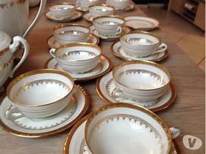 Service Vaisselle Porcelaine : service vaisselle porcelaine limoges clasf ~ Teatrodelosmanantiales.com Idées de Décoration