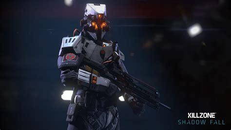 Killzone Shadow Fall Assault Class Detailed Vg247
