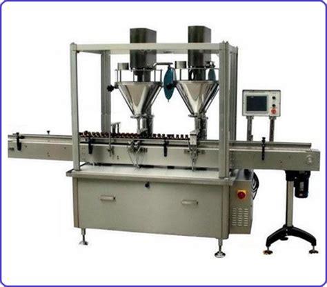 auger type powder filling machine  bottle amba engcom mmc pacific inline filling filler