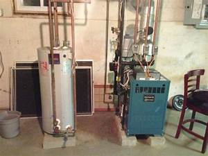 Boiler And Indirect Water Heater Settings