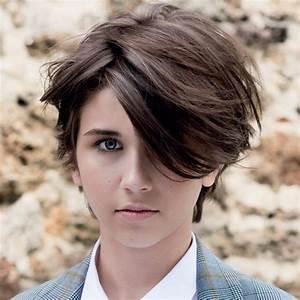 Tendances Coiffure 2015 : coiffure cheveux courts mod 39 s hair tendances automne ~ Melissatoandfro.com Idées de Décoration