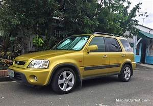 Honda Cr-v Manual 2002 For Sale