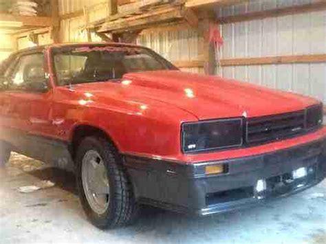 how cars run 1985 mercury capri user handbook buy used 1985 mercury capri rs hatchback 3 door 5 0l in hudson indiana united states for us