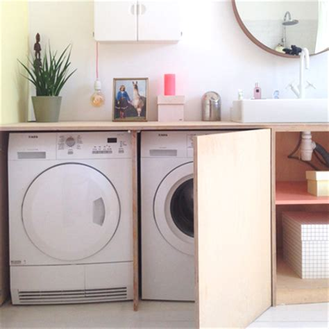 wasmachine wegwerken in badkamer wasmachine en droogkast in de badkamer een goed idee o