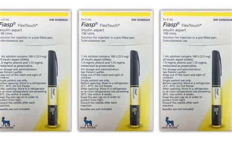 fiasp     fda  approval insulin nation