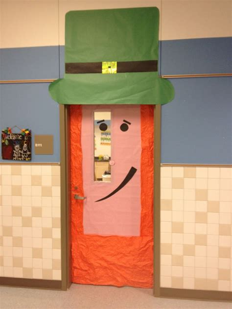 St Day Door Decorations - st s day door decoration for the classroom