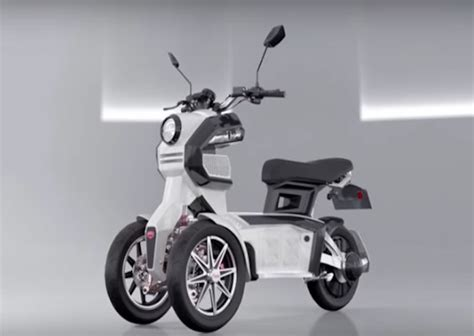 wheeled electric scooter   vehicle   future