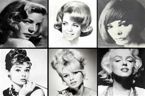 street el peinado femenino  traves del tiempo