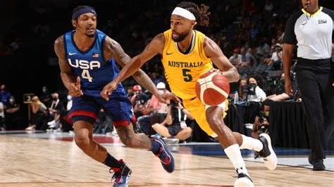 The national governing body for olympic surfing. Australia hands U.S. men's basketball team second straight ...