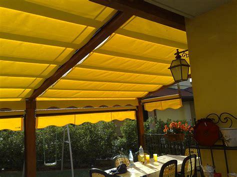 foto tende da sole per esterni tende per pergolati tendasol brescia bergamo