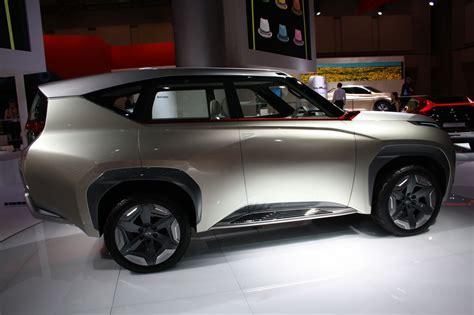 Mitsubishi Concept Gc Phev Side