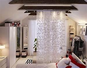 Panneau Separation Piece : un panneau japonais pour diviser une chambre en 2 ~ Zukunftsfamilie.com Idées de Décoration