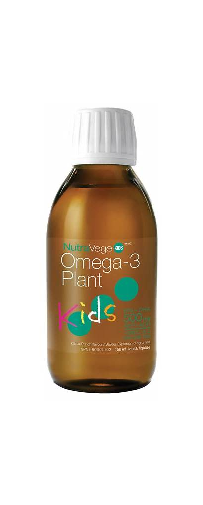 Based Plant Canada Citrus Punch Omega Nutrasea