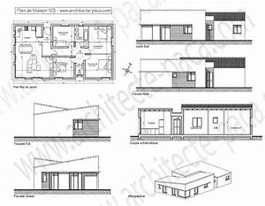 Plan De Maison D Architecte : plan d 39 architecte de maison pdf ~ Melissatoandfro.com Idées de Décoration
