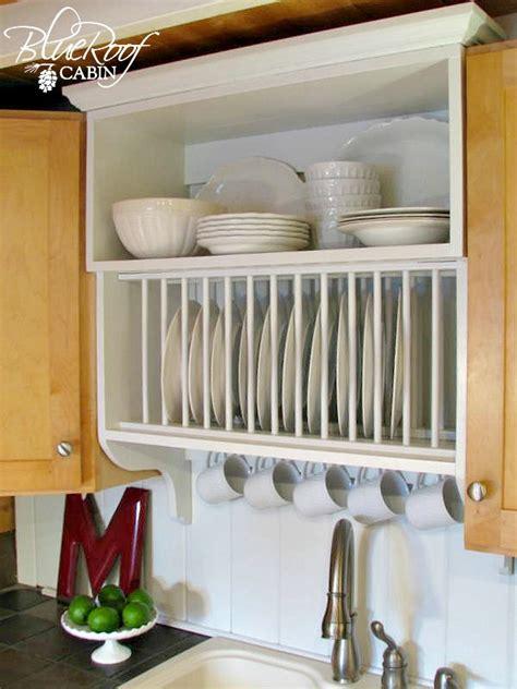 images  tiny house interior  pinterest tiny kitchens space saving  plate racks