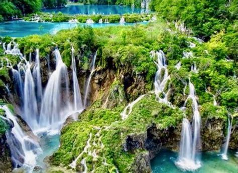 Beautiful Waterfalls Gorgeous Nymphs Would Love Greek