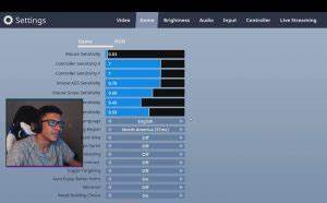 Myth Fortnite Settings And Config 2018 Gt Get Everything