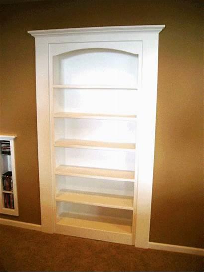 Bookshelf Doors