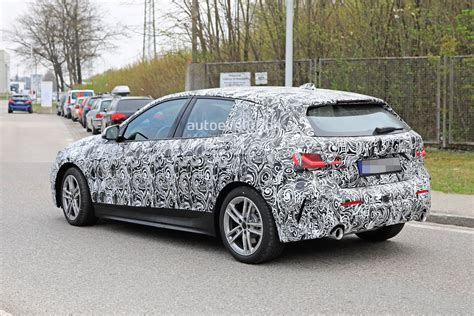 Bmw Series 1 2020 by 2020 Bmw 1 Series Reveals Appropriately Aggressive Front