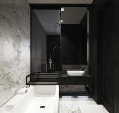 Badgestaltung In Schwarzweiß 15 Kontrastreiche Bad Ideen