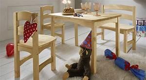 Küchentisch Mit Bank Und Stühlen : sitzgruppe f r kinder mit tisch bank und st hlen kids paradise ~ Bigdaddyawards.com Haus und Dekorationen