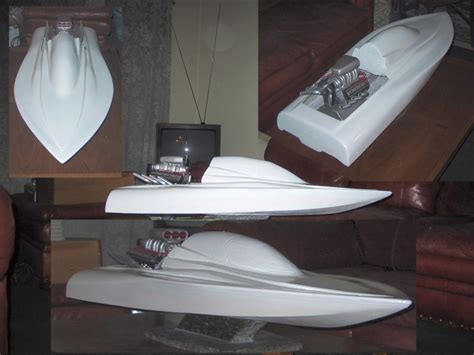 Rc Drag Boats by New Mini Hydro