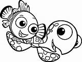 Coloring Nemo Finding Squirt Disney Sheets Printable Minion sketch template