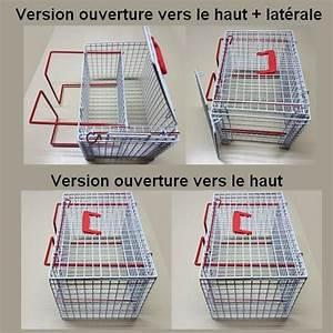Trappe Pour Chat : cage de contrainte pour chats morin france trappes et ~ Dode.kayakingforconservation.com Idées de Décoration