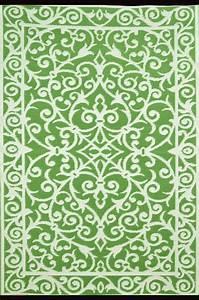 Teppich Grün Weiß : garten im quadrat outdoor teppich gala gr n wei ~ Indierocktalk.com Haus und Dekorationen