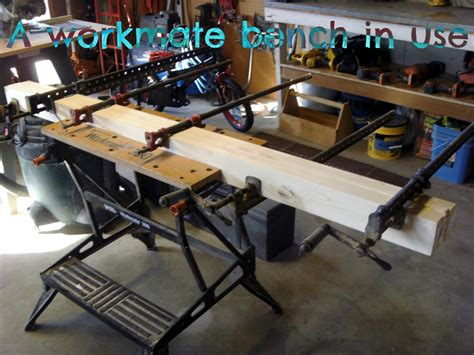 black  decker workmate   folding work bench