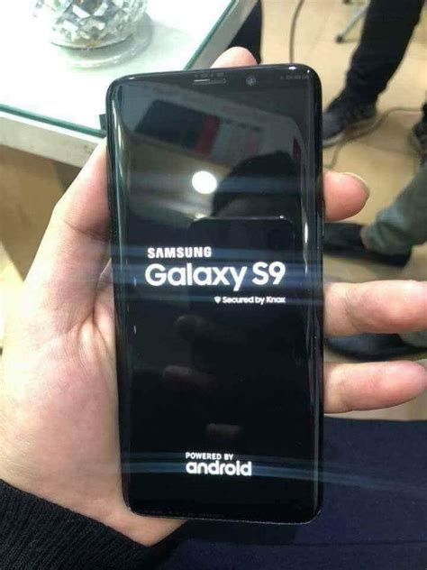 more real samsung galaxy s9 and s9 pictures leak mspoweruser