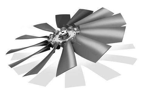 multi wing fan blades axial fans multi wing group