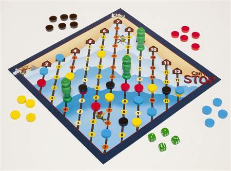 Spiel Can´t Stop  Franjos Spieleverlag Seit 1987
